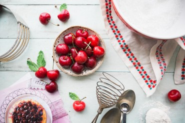 Cherries diminish pain, prevent cardiovascular diseases and help in weight loss