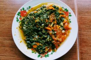 Spinach and Vegetables – The Best Way to Eat Spinach