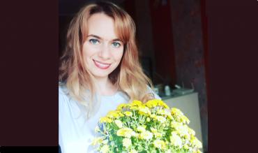 Meet The Team: Marina Rasnoveanu