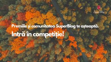 The Healthy Journal participa la SuperBlog 2020