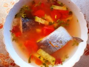 Trout Soup - How to Cook the Best Fish Soup Recipe