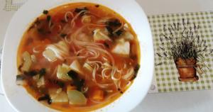 Homemade Vegetable Soup – a Recipe That Reminds Me of Childhood