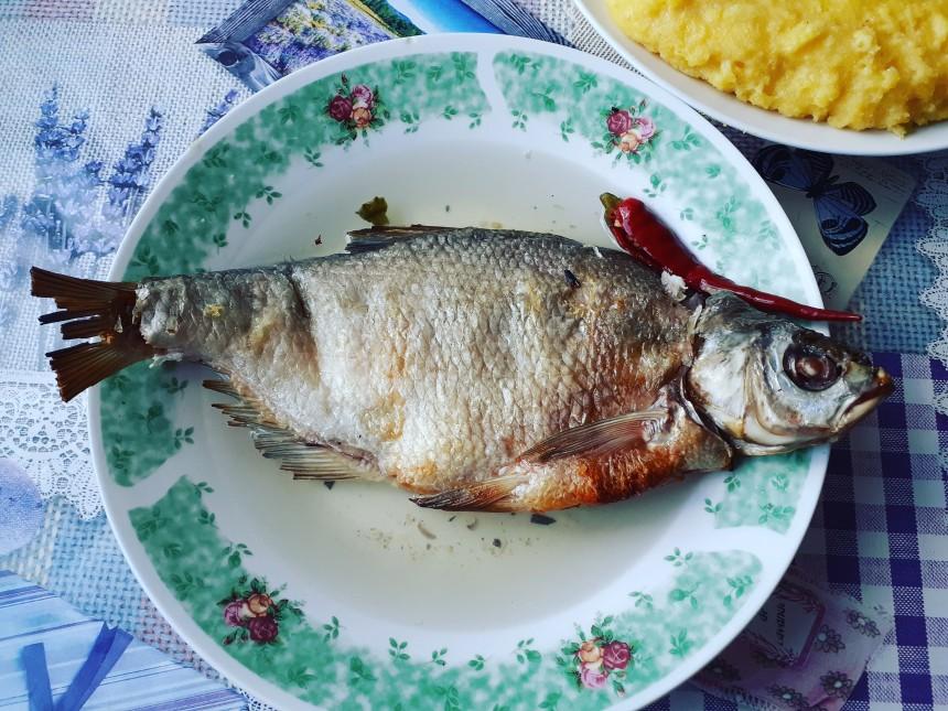 Spicy Fish Brine