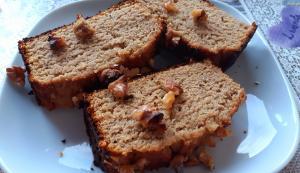 Gluten, Dairy, Sugar Free Banana Bread
