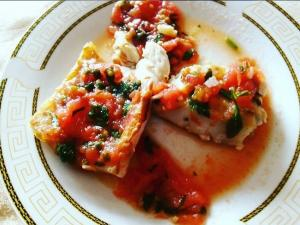 Pike-Perch Ragout Recipe