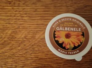 Crema de galbenele Maria Treben – beneficii, utilizari si experienta personala